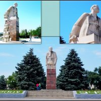 Азов. Памятник Ленину :: Нина Бутко