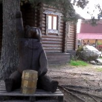 Символ Руси - мишка :: Svetlana Lyaxovich