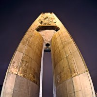 Монумент дружбы народов :: Вячеслав Ложкин