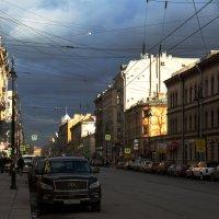 Кирочная улица :: Александр Заварухин