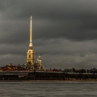 Петропа́вловская кре́пость :: Shurix Neo