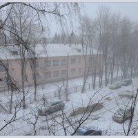 Холодный мартовский снег. :: Vadim WadimS67