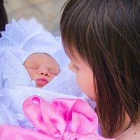 Младенец :: Юлия Гудзь