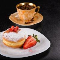 Десерт с кофе :: Иван Щербина