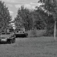 Военная реконструкция :: Вадим Лапин