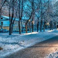 И тишина :: Микто (Mikto) Михаил Носков