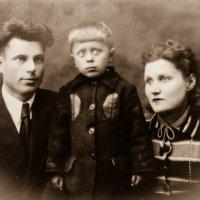 бабушка и дедушка :: Юлия Мошкова