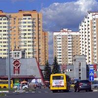 Мой город :: Валерий Самородов