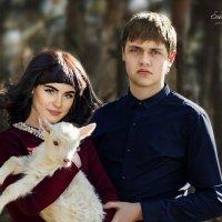 Иван и Анна! :: Светлана Гребцова