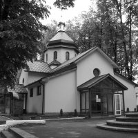 Греко - католический   храм   в   Ивано - Франковске :: Андрей  Васильевич Коляскин