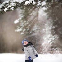 Зимние забавы :: Екатерина Крутикова