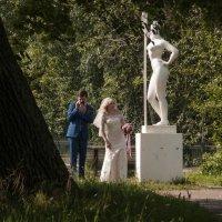 В парке :: Елена Кириллова
