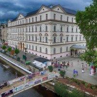 Вид из окна :: Евгений Кривошеев