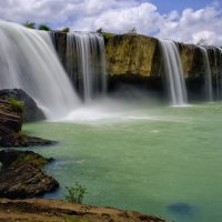 Водопад Драй Нур :: Олег