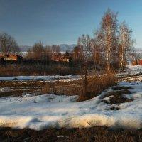 Уже и к нам идёт весна... :: Александр Попов