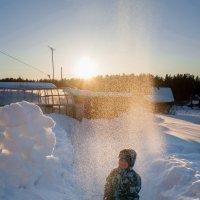 Снежок :: Алексей Обухов