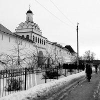 Дорога к храму. :: Нина