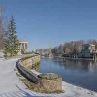 Заградительные ворота №104 канала имени Москвы. :: Михаил (Skipper A.M.)