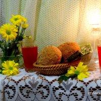 Ужин,морс и булочки... :: Тамара (st.tamara)