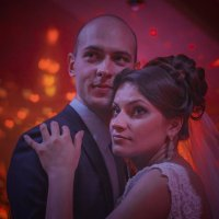 Первый танец молодоженов :: Алеся Пушнякова