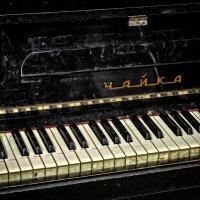 Фрагмент старого пианино :: Rost Pri (PROBOFF-RO) Прилуцкий Ростислав