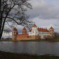 Мирской замок :: Татьяна Панчешная