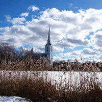 Петропавловский  собор :: kolyeretka