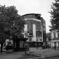 В   Ивано - Франковске :: Андрей  Васильевич Коляскин