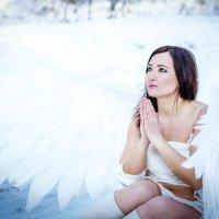 Молитва ангела :: Екатерина Волк