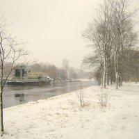 Зима сопротивляется... :: Miko Baltiyskiy