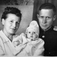 папа мама и я :: Валерий Самородов