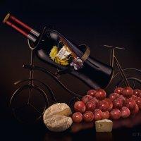 виноградное наслаждение :: Юрий Ващенко