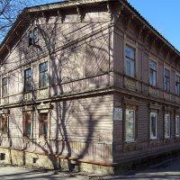 Старинный дом :: Елена Смирнова