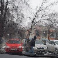 Слезы МАРТА перед уходом. :: Татьяна Помогалова