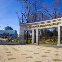 Ворота в Парк Победы :: Светлана З