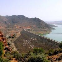 Водохранилище на реке Масса :: Елена Шемякина