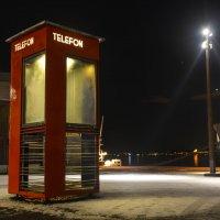 Телефонная будка :: Олег Нигматуллин