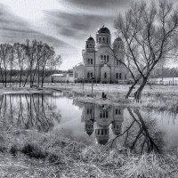 Над водой :: Сергей