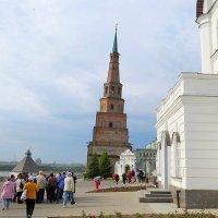 башня Сююмбике :: aleksandr Крылов