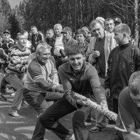 Напряжение эмоций. :: Евгений Голубев