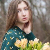 Весна :: Кристина Аверина