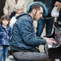 Пианист и зритель :: Татьяна Василюк