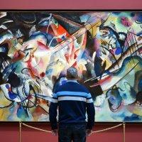 """""""Ни чё не понимаю!"""")))) Эрмитаж, импрессионизм и я. :: Михаил Поскотинов"""