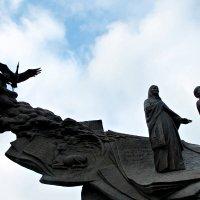 Памятник Салавату Юлаеву :: Надежда