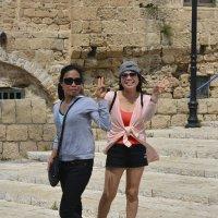 туристки :: Ефим Хашкес