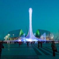 Олимпийский парк. :: Полина Филиппова