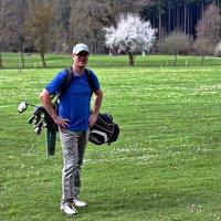 Любитель гольфа ... :: Владимир Икомацких