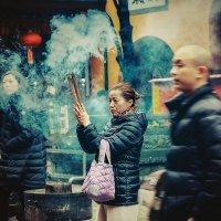 Пекин.Новый Год в Китае... :: Александр Вивчарик
