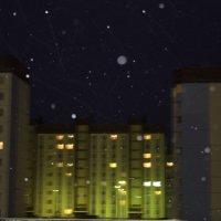 Снег и огни :: Caша Джус