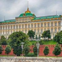 Большой Кремлевский дворец :: марк